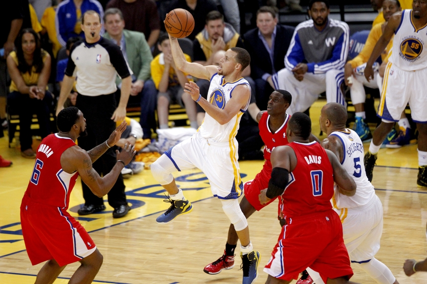 should stephen curry play off the ball more page 4