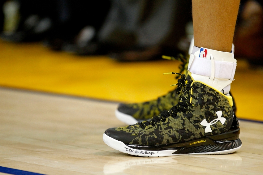 Top 5 Stephen Curry