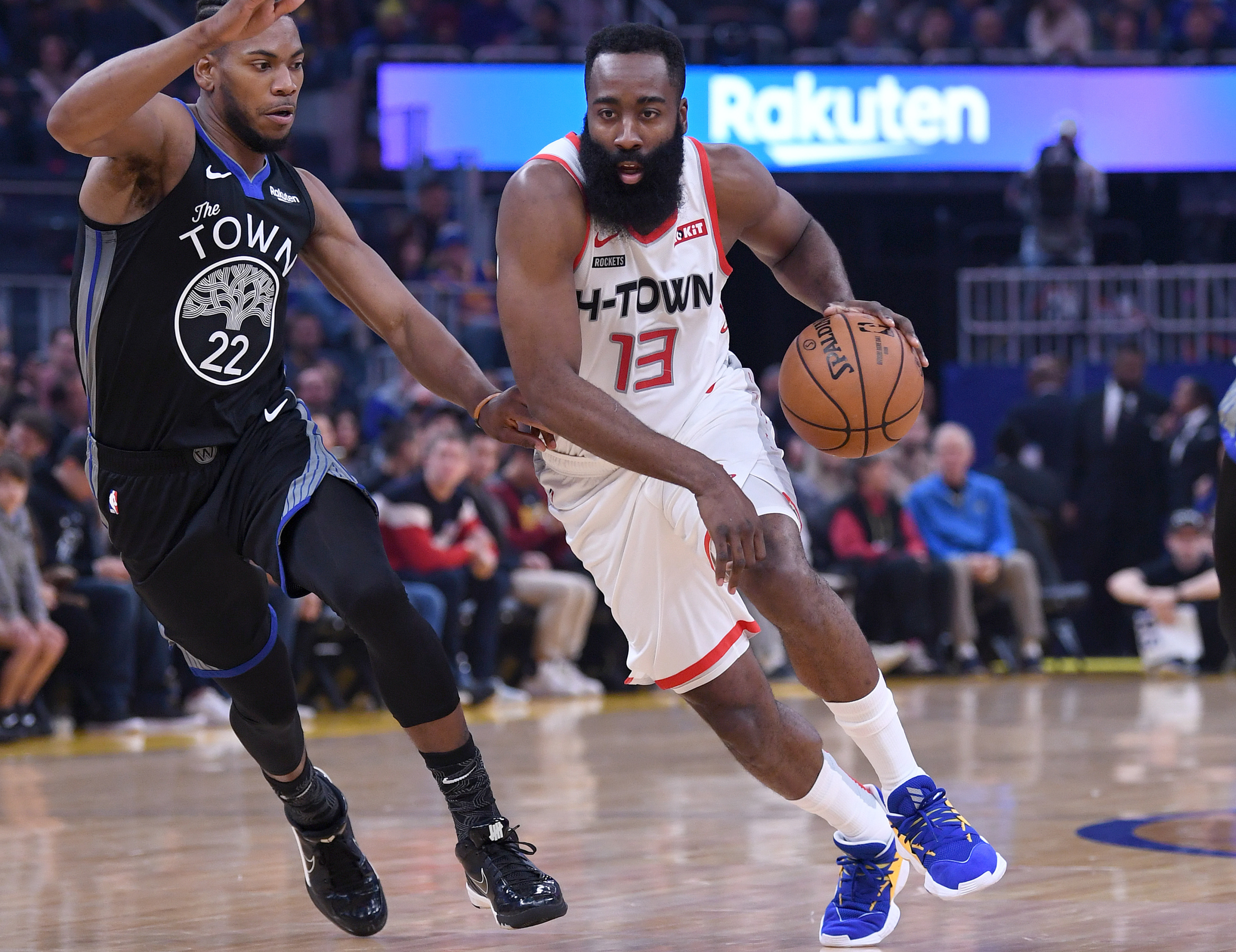 How the Rockets revamped the Golden State Warriors system