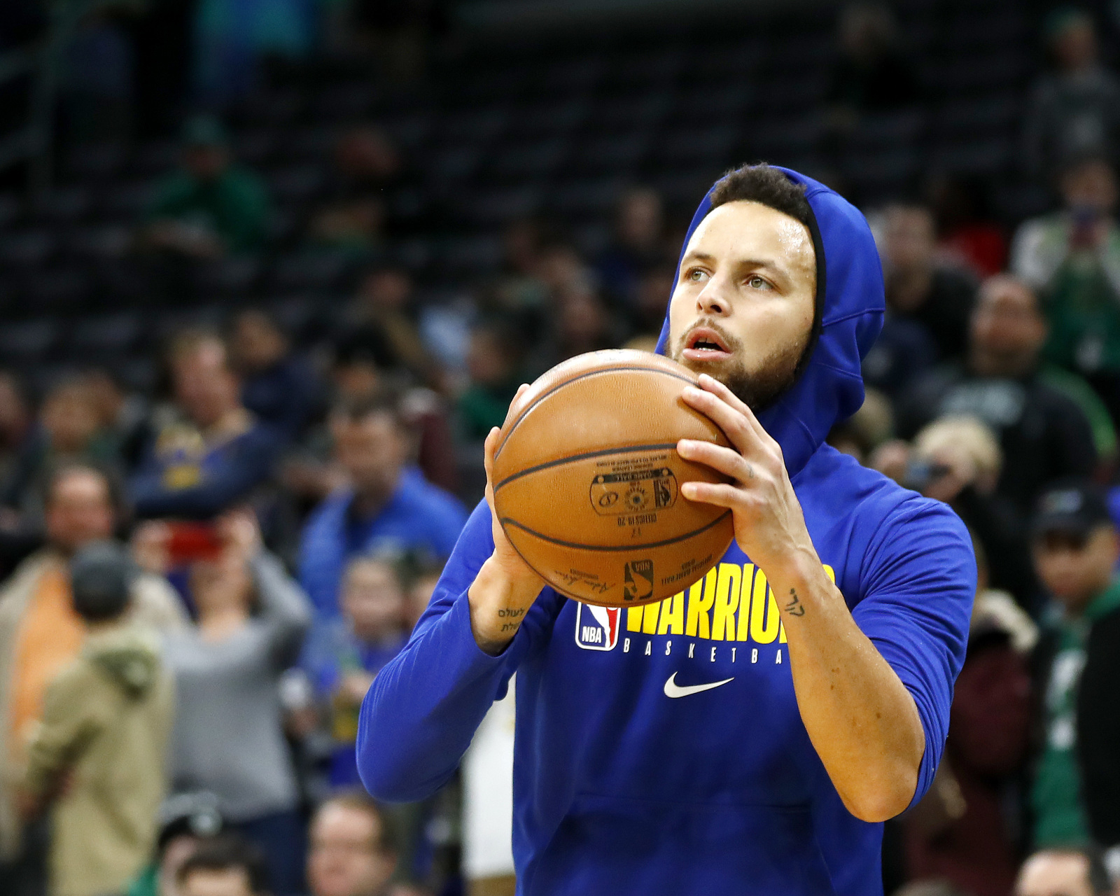 Golden State Warriors: Stephen Curry's return will elevate Andrew Wiggins
