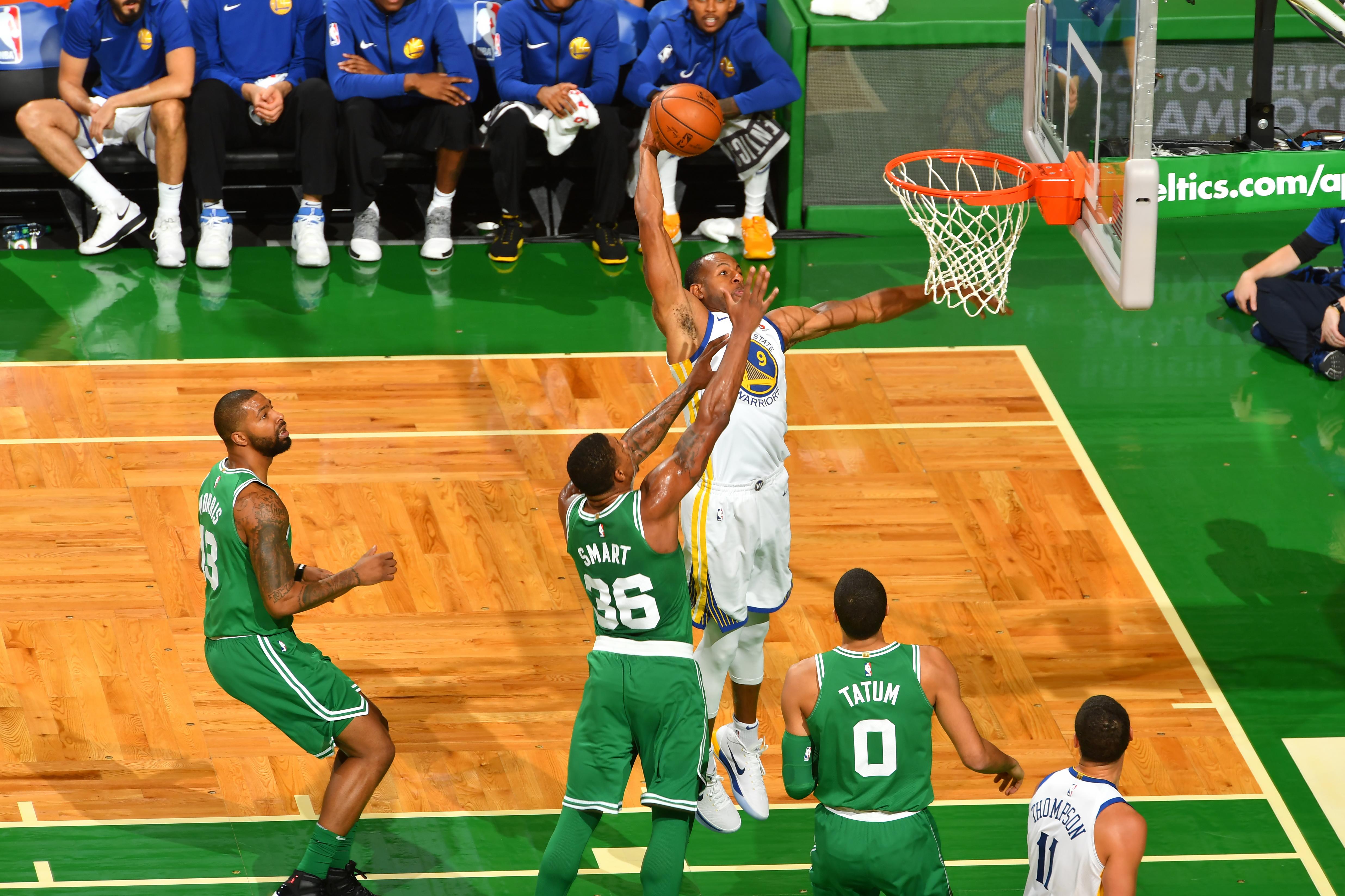 After friend's death, Brown fuels Celtics win over Warriors