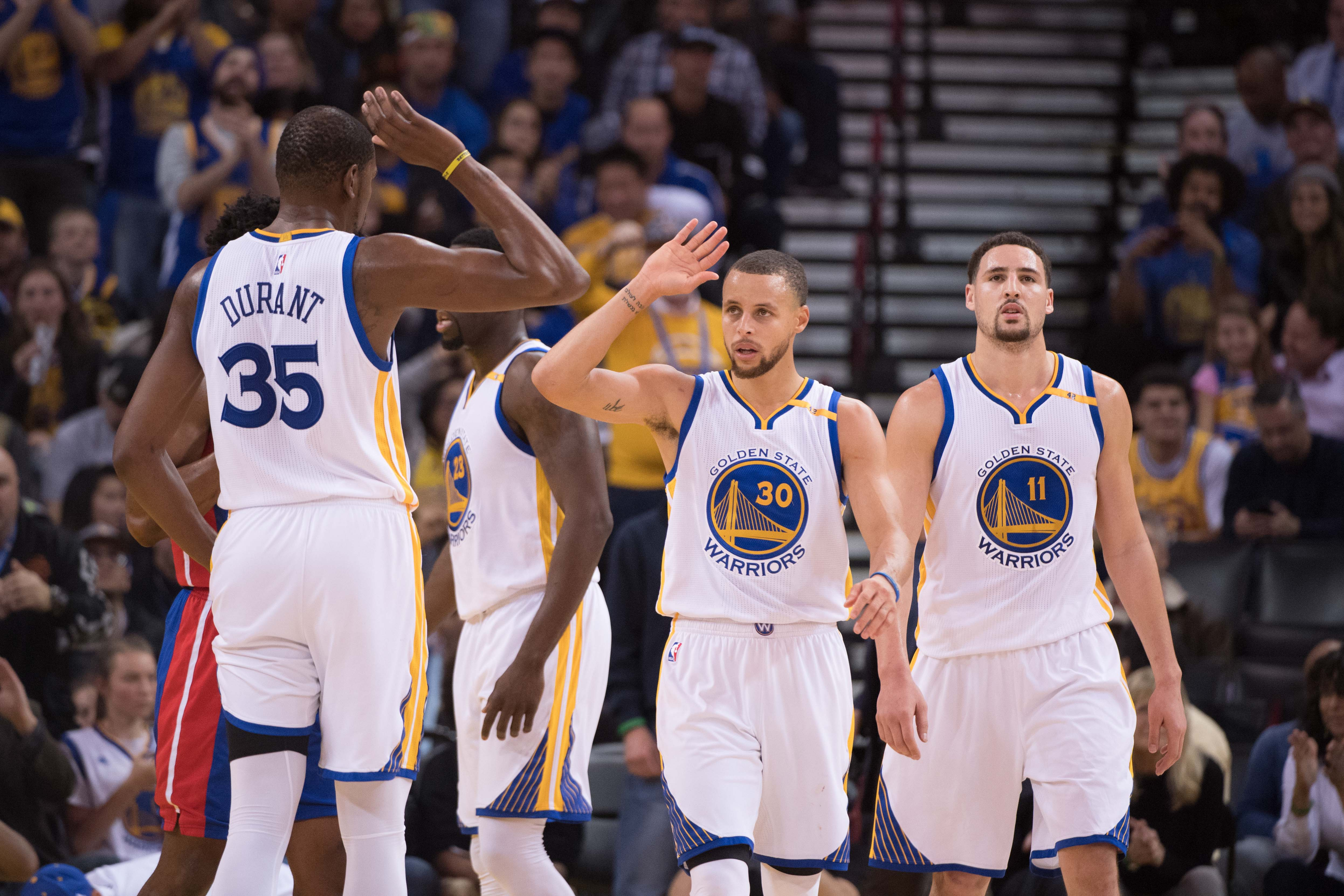 Golden State Warriors: 5 things we want to see during All ...